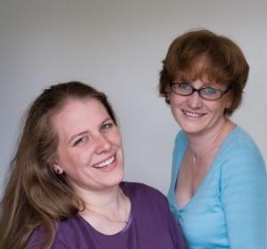 Ihre Stillberaterinnen Anja Bier und Vesna Mayer
